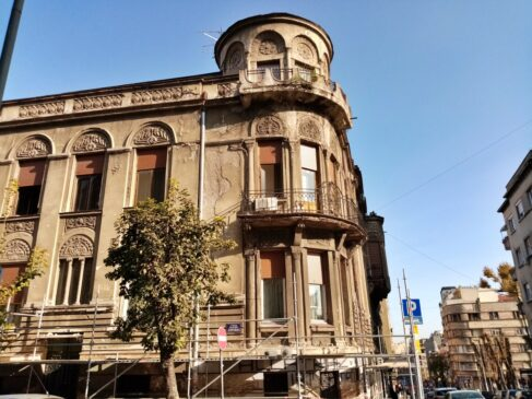 Kuća Mihaila Đurića u Beogradu