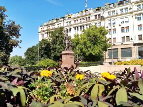 Dan u Beogradu 08.09.