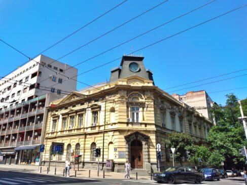 Zgrada Klasne lutrije u Beogradu