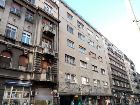 Zgrada Ljubomira Miladinovića u Beogradu