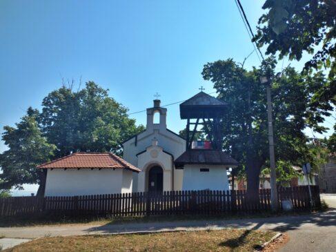 Crkva Vaznesenja Gospodnjeg u Orašcu