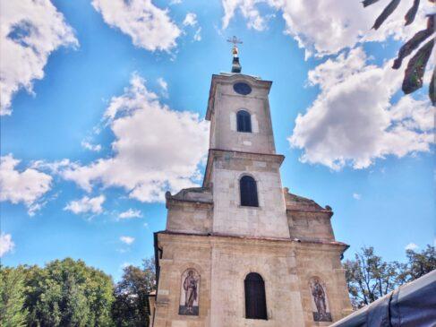 Crkva Svetih apostola Petra i Pavla u Topčideru