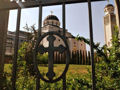 Crkva Svetog velikomučenika Dimitrija na Novom Beogradu