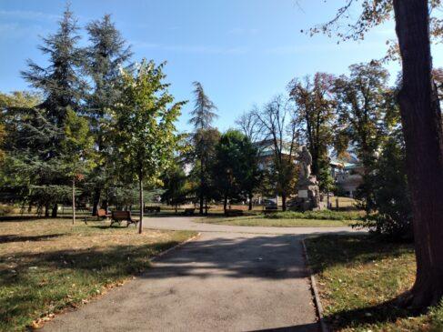 Karađorđev park u Beogradu