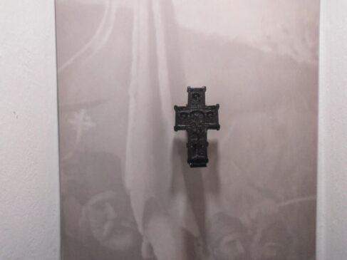 Krst kojim je prota Atanasije blagosiljao ustanike