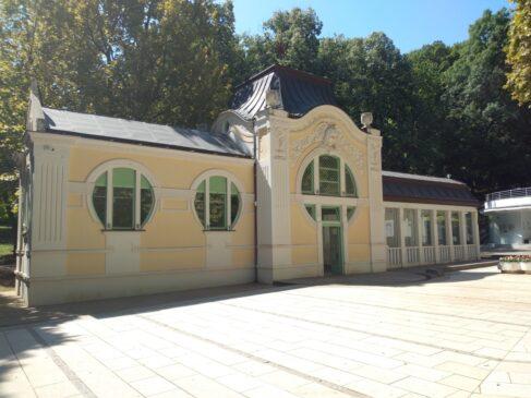 Paviljon Knjaz Miloš u Aranđelovcu