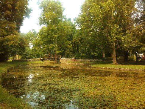 Topčiderski park u Beogradu