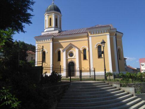 Saborna crkva Svetog Arhangela Gavrila u Raškoj