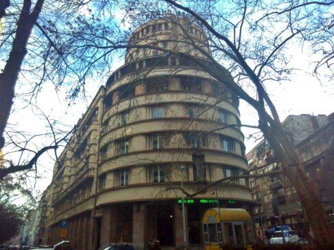 Zgrada Zanatskog doma u Beogradu