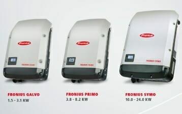 On Grid Solar Electric Generating System - Fronius PCU