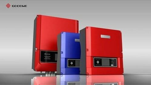 On Grid Solar Electric Generating System - GOODWE PCU