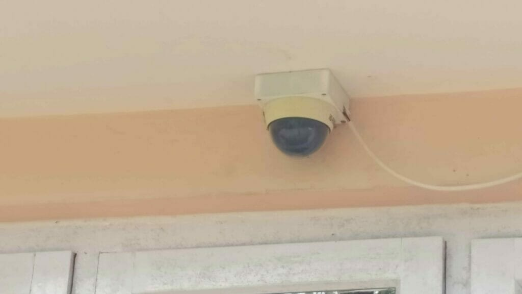 Security Camera Dome