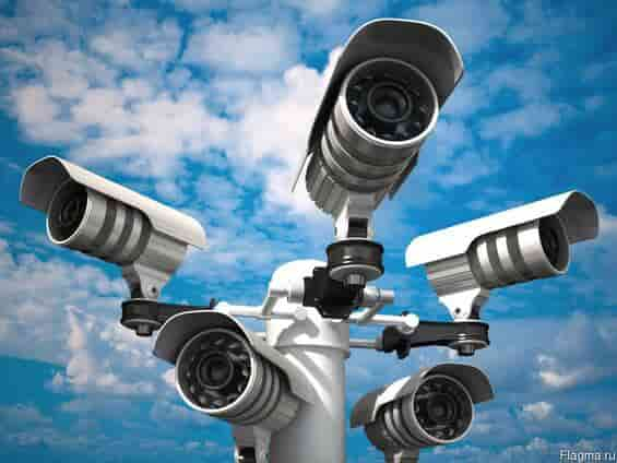 5 Surveillance Cameras