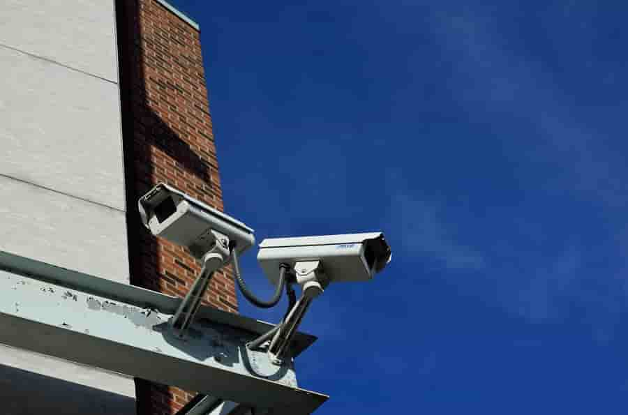 Surveillance Camera Bullet Dual