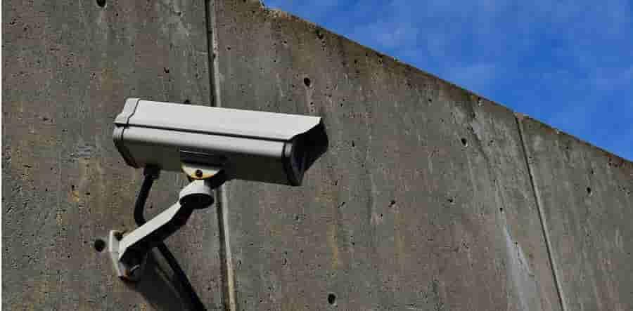 Surveillance Camera Bullet Model
