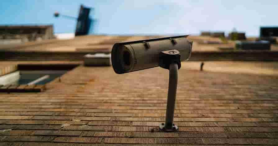 Surveillance Camera bullet Type