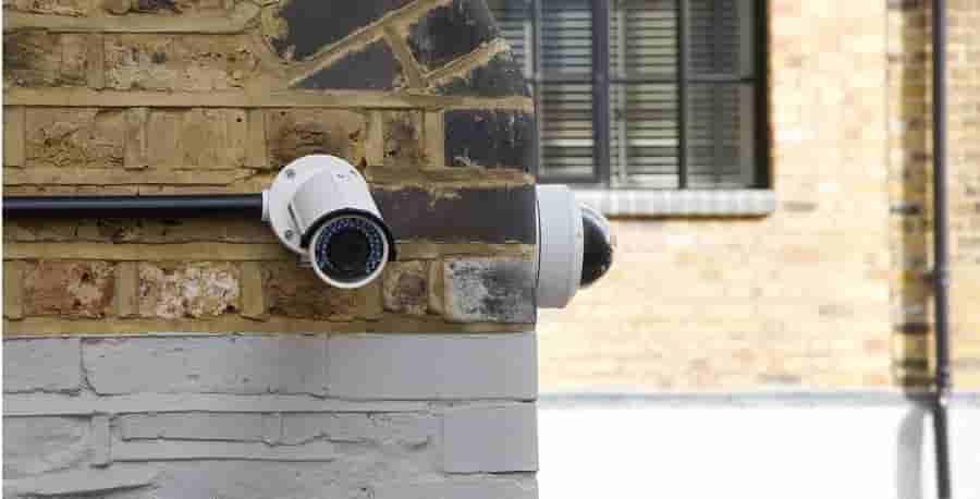 Surveillance Camera Dome Dual