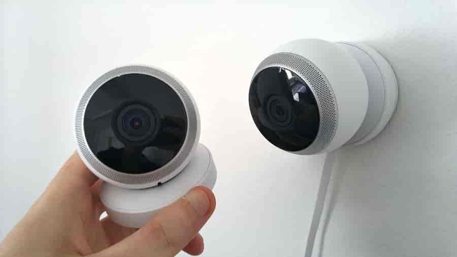 Surveillance Camera Dome