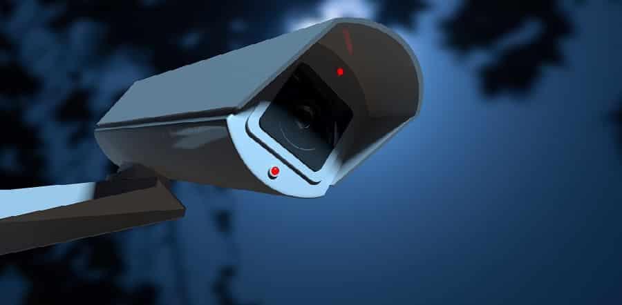 IR Surveillance Bullet Camera