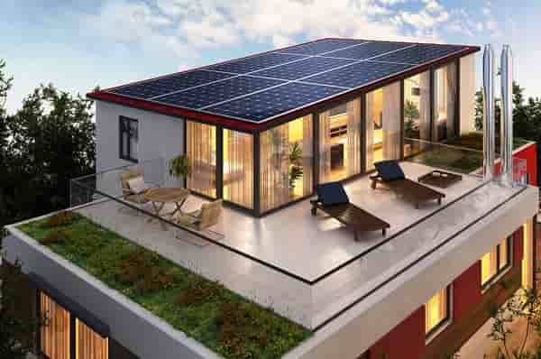 Solar Off Grid Panels 2