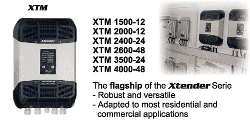 Hybrid System - Studer Xtender Series