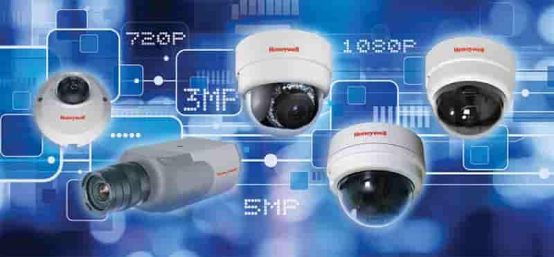 Honeywell security cameras