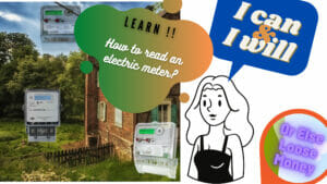 Link image to energy meter video