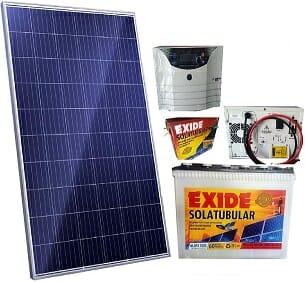 2000vA Solar Kit
