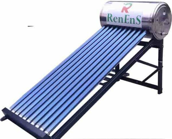 ETC Solar Water Heater - 100LPD