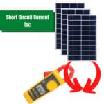 Short Circuit Current (Isc)