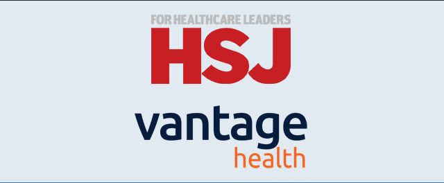 HSJ Webinar – What should the future of outpatient care look like?