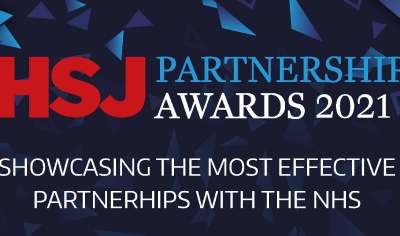 Vantage Health shortlisted as a finalist for the HSJ Partnership Awards 2021