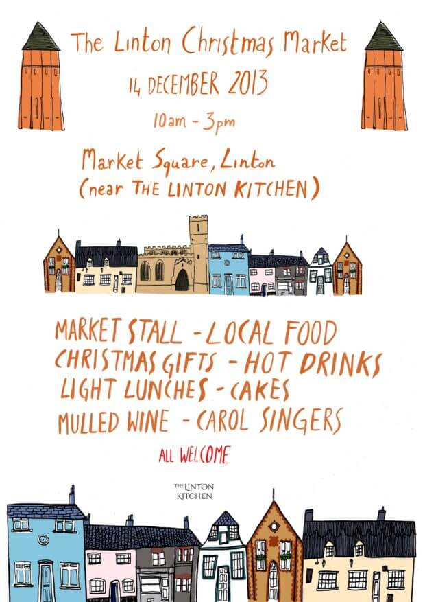 Linton Christmas market 3