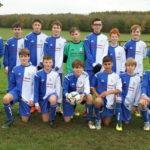 Nov 2017: U14s Blues