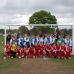 Jun 2015 - U11s play host to a touring side from Wickhambrook, Suffolk