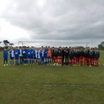 Jun 2015 - U13s play host to a touring side from Wickhambrook, Suffolk