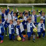 Apr 2016: U9s at the Wetherby Gala