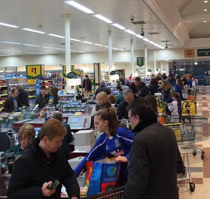 Bag packing Jan 2017 2