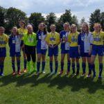 Jun 2019: U14s finish 1st and 2nd in the York RI Gala