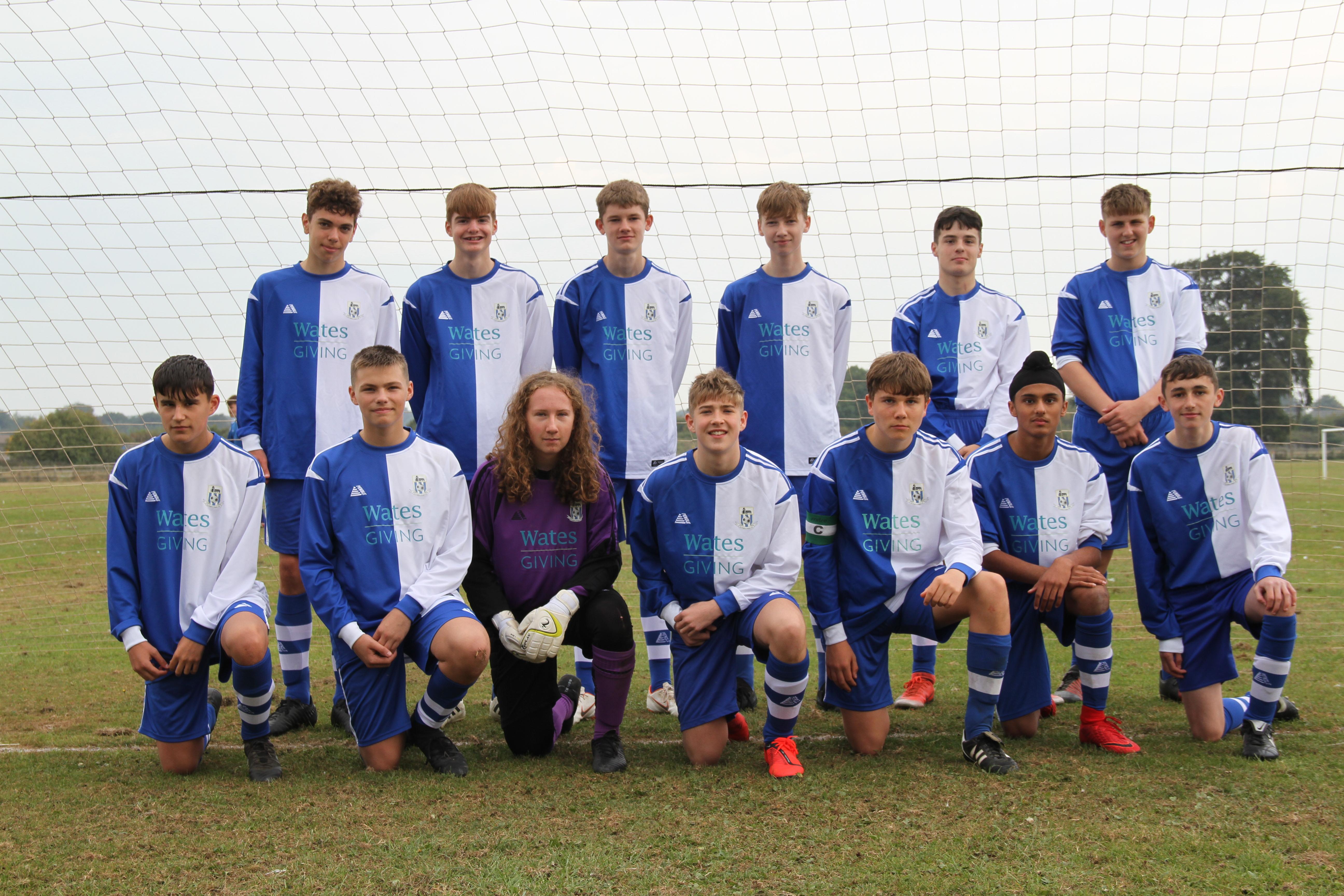 Under 16s (Sunday team)