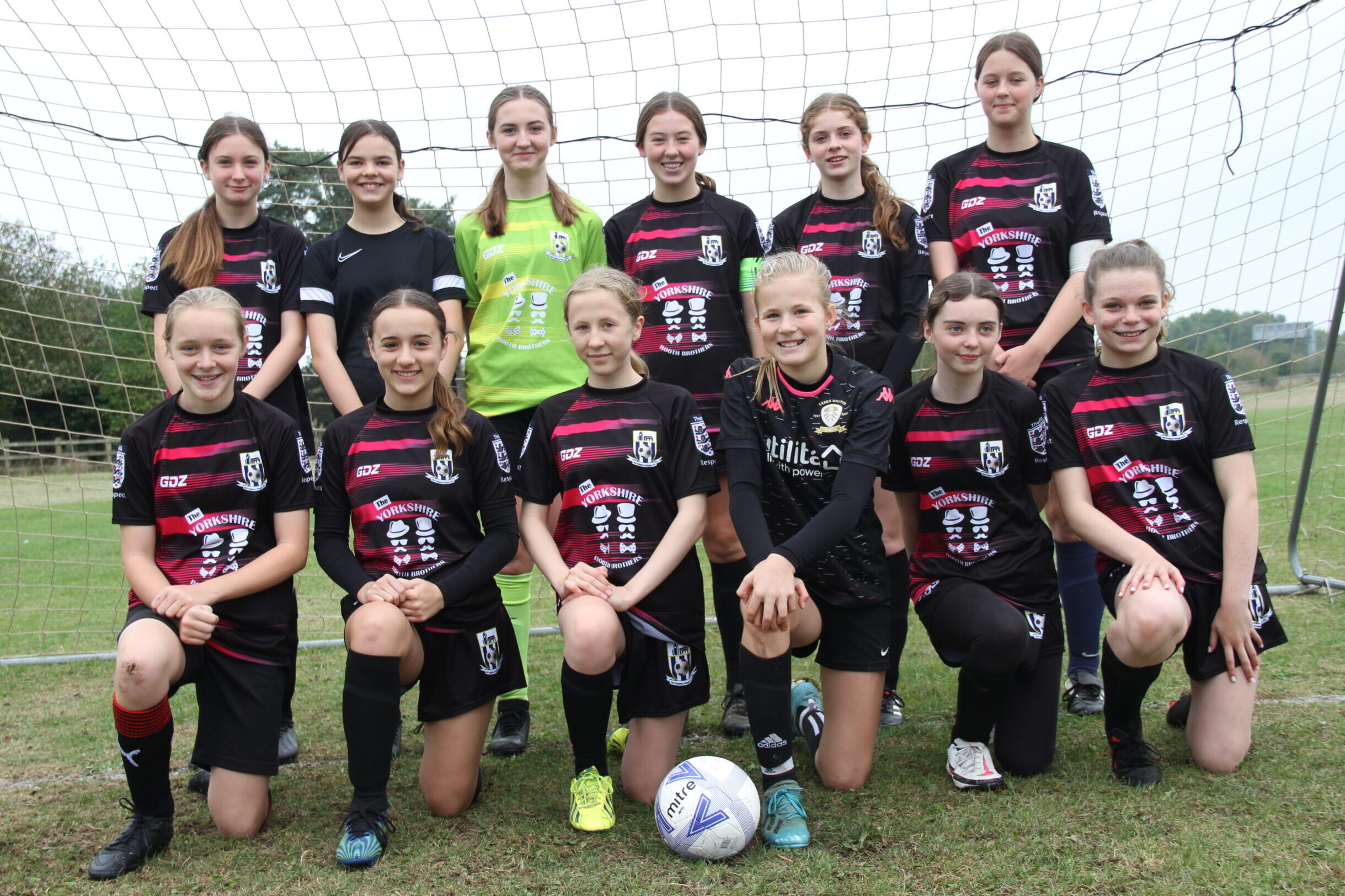 Oct 2021 - U14s Girls