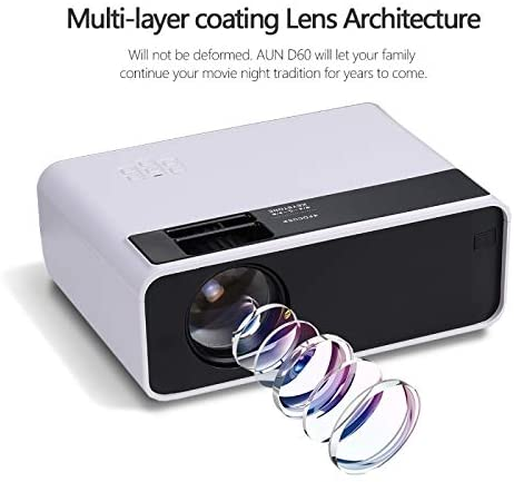 Multi-layer Coating Lens Architecture