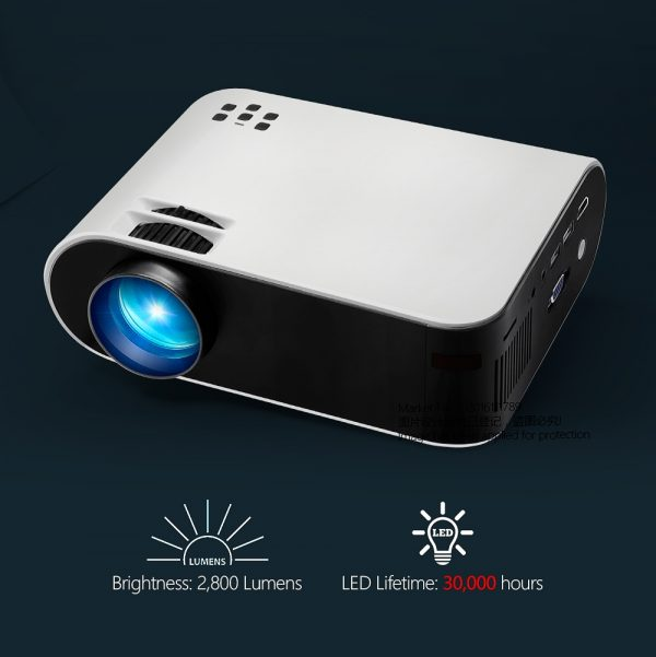 LED Lifetime in AUN Projector
