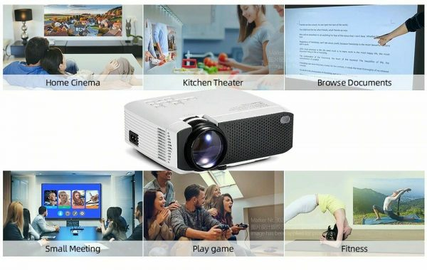 AUN Projector Uses
