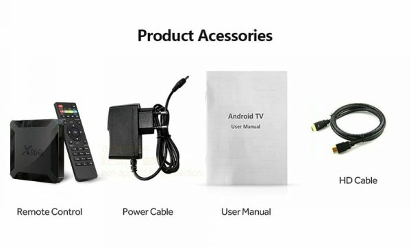 Product Acessories in AUN Projector