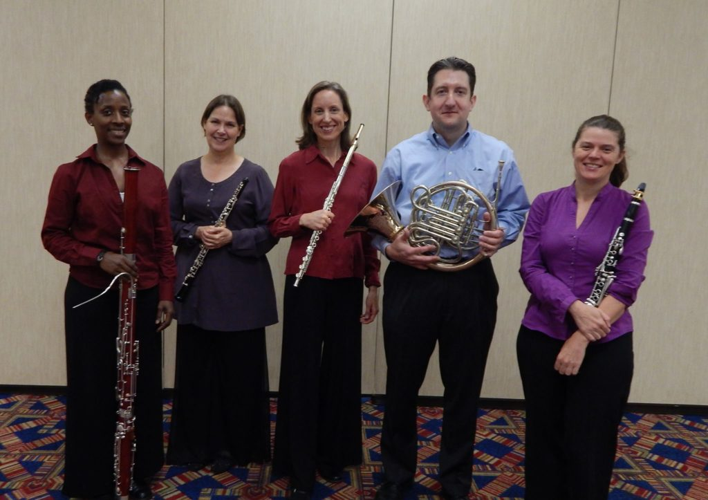 2015 National Flute Association Convention performance