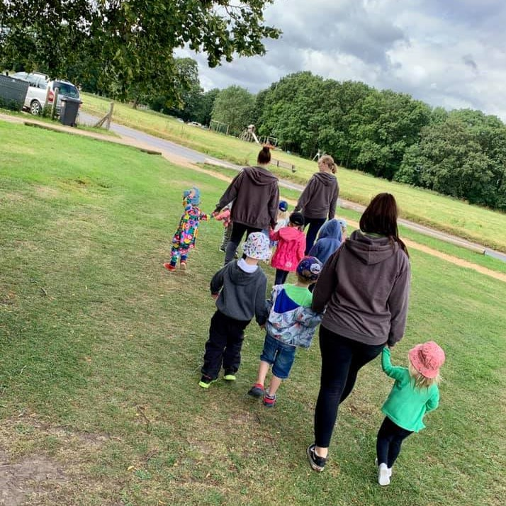 Welcoming our Community Walking Clubs