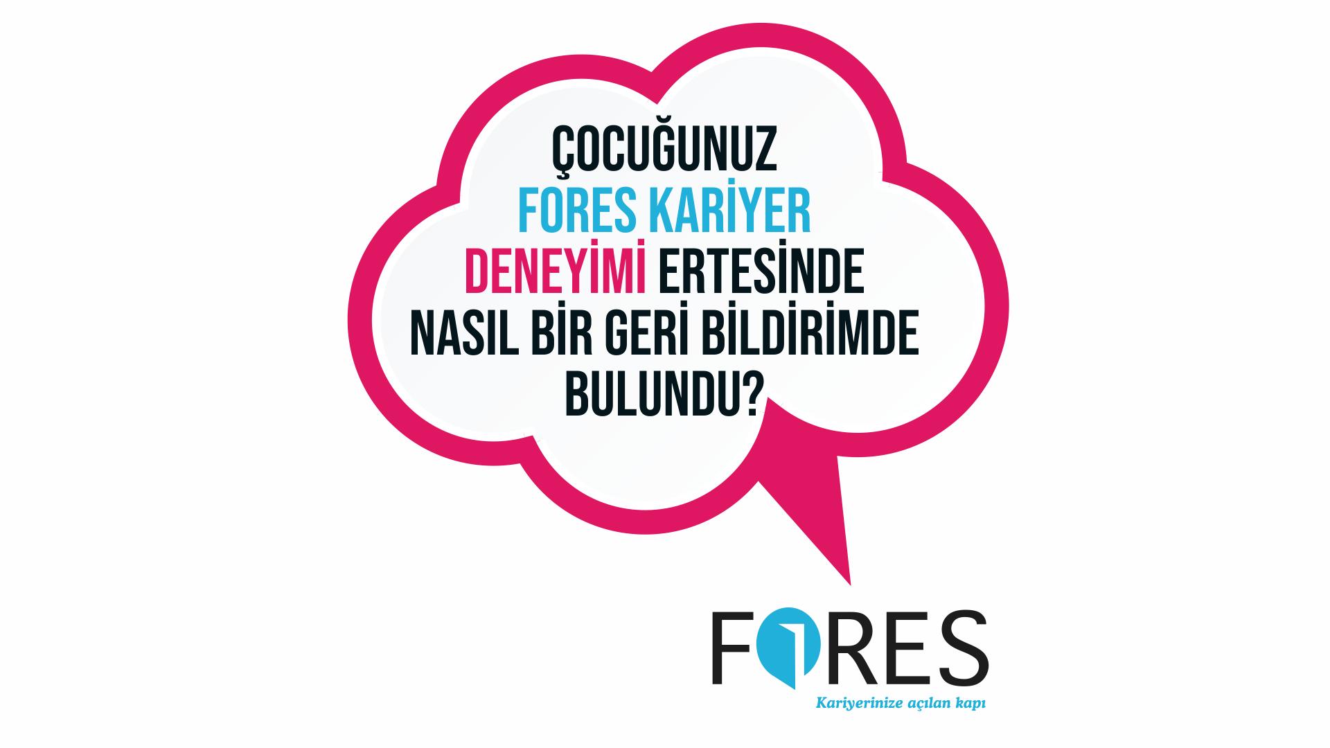 Fores Kariyer | Öğrenciler için Meslek Seçimi; Yetişkinler için İkinci Kariyer ve Kariyer Değişikliği Danışmanlığı