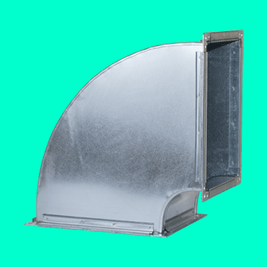 Square Rectangular Duct