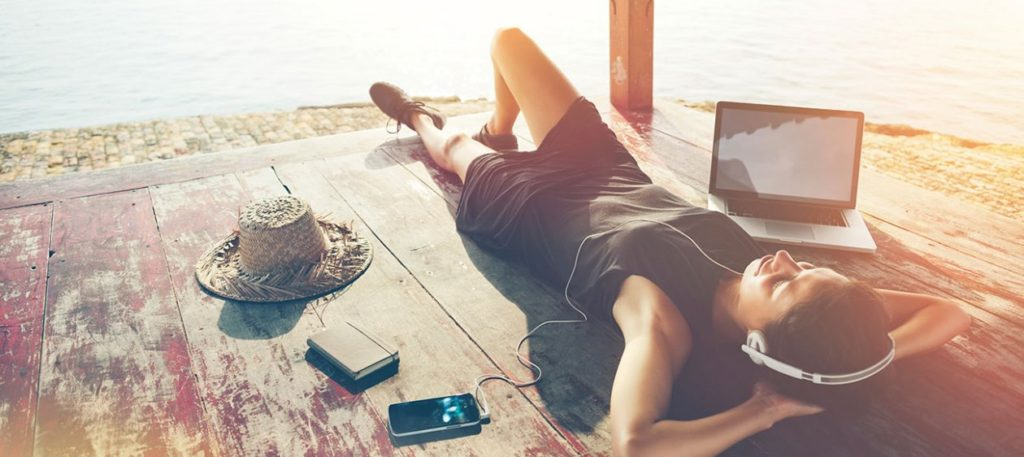 Nómadas digitales, el estilo de vida y trabajo soñado